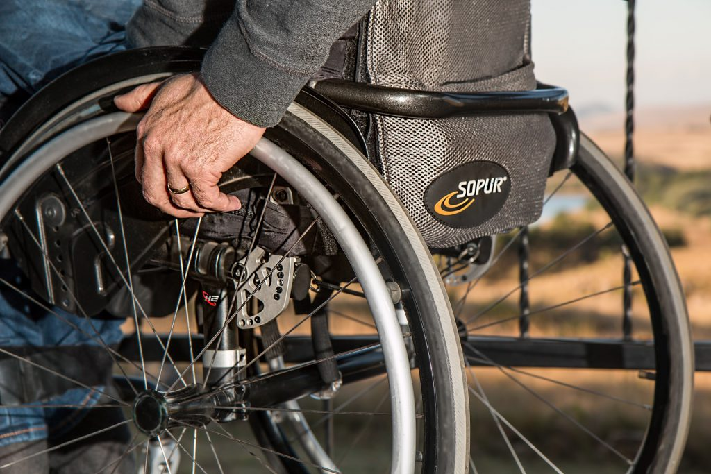 wheelchair 749985 1920 1024x683 Independent Living: Helping Your Loved One Stay At Home, HomeTouch Blog