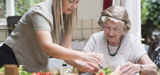 What is reablement care?