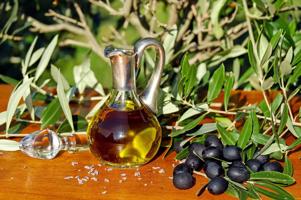 olive oil 1596639 1920 1024x682 9 Good Ways To Stay Healthy in Old Age, HomeTouch Blog