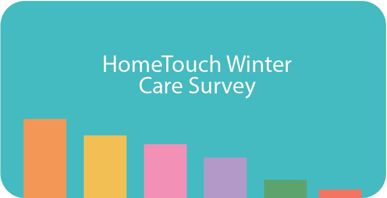 HomeTouchWinter care survey